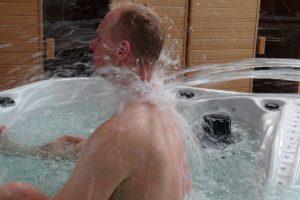 Efeito massagem cascata